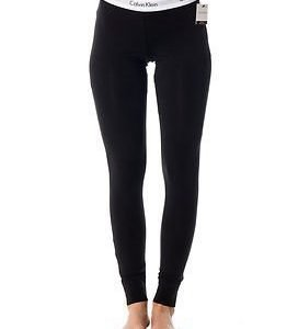 Calvin Klein Modern Cotton Pant Black