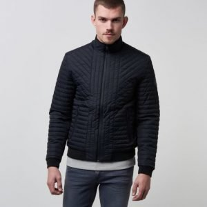 Calvin Klein Oline Padded Jacket 099 Black