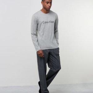 Calvin Klein PJ Set HYG Grey