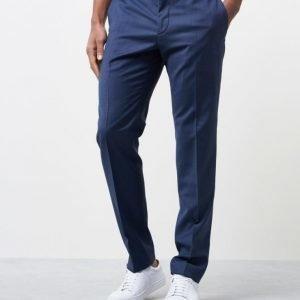 Calvin Klein Paris Pants 488 Uniform Blue
