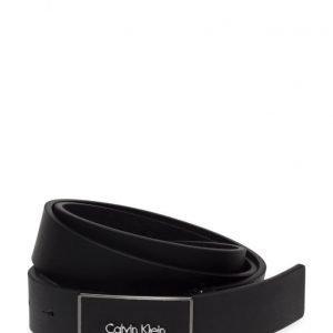 Calvin Klein Power Ck Plaque Adj. vyö