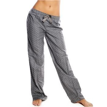 Calvin Klein Pyjama Pant Sleep Logo Grey