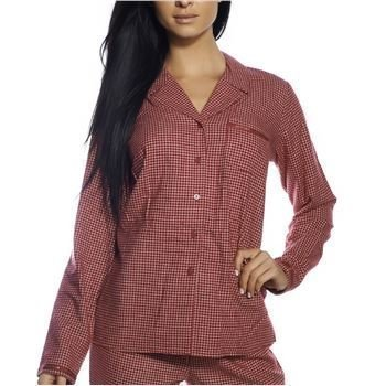Calvin Klein Pyjamas Shirt Hunter Check