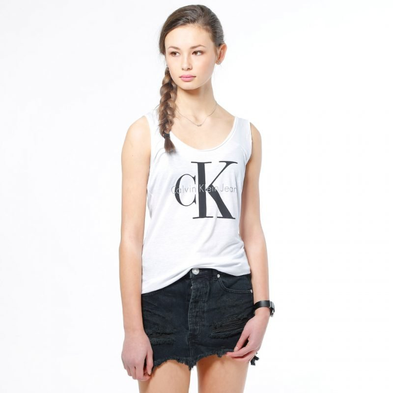 Calvin Klein Re-issue -tank top