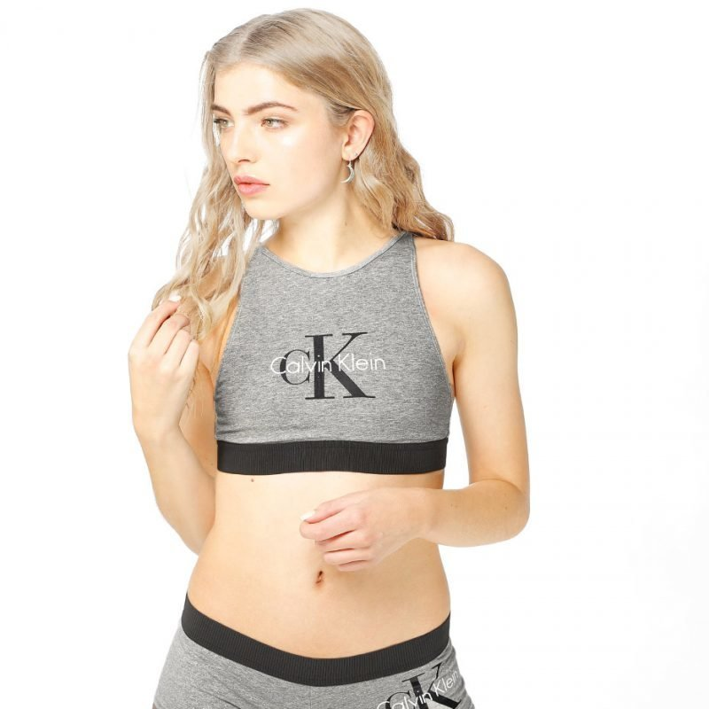 Calvin Klein Retro Bralette Unlined -rintaliivit