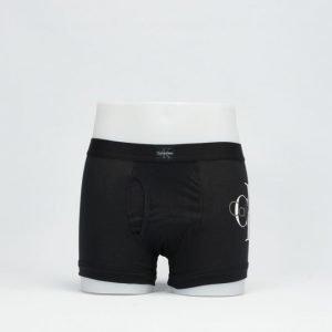 Calvin Klein Retro Trunk 001 Black