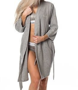 Calvin Klein Robe Grey Heather