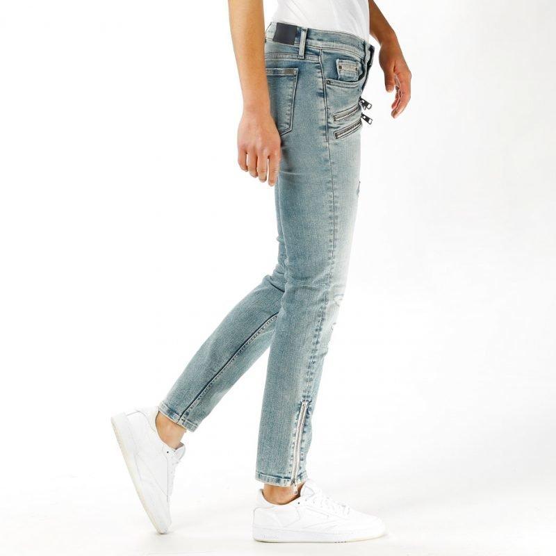 Calvin Klein Rocker Skinny Ankle -farkut