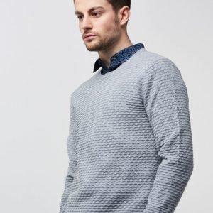 Calvin Klein Satter Knit Grey