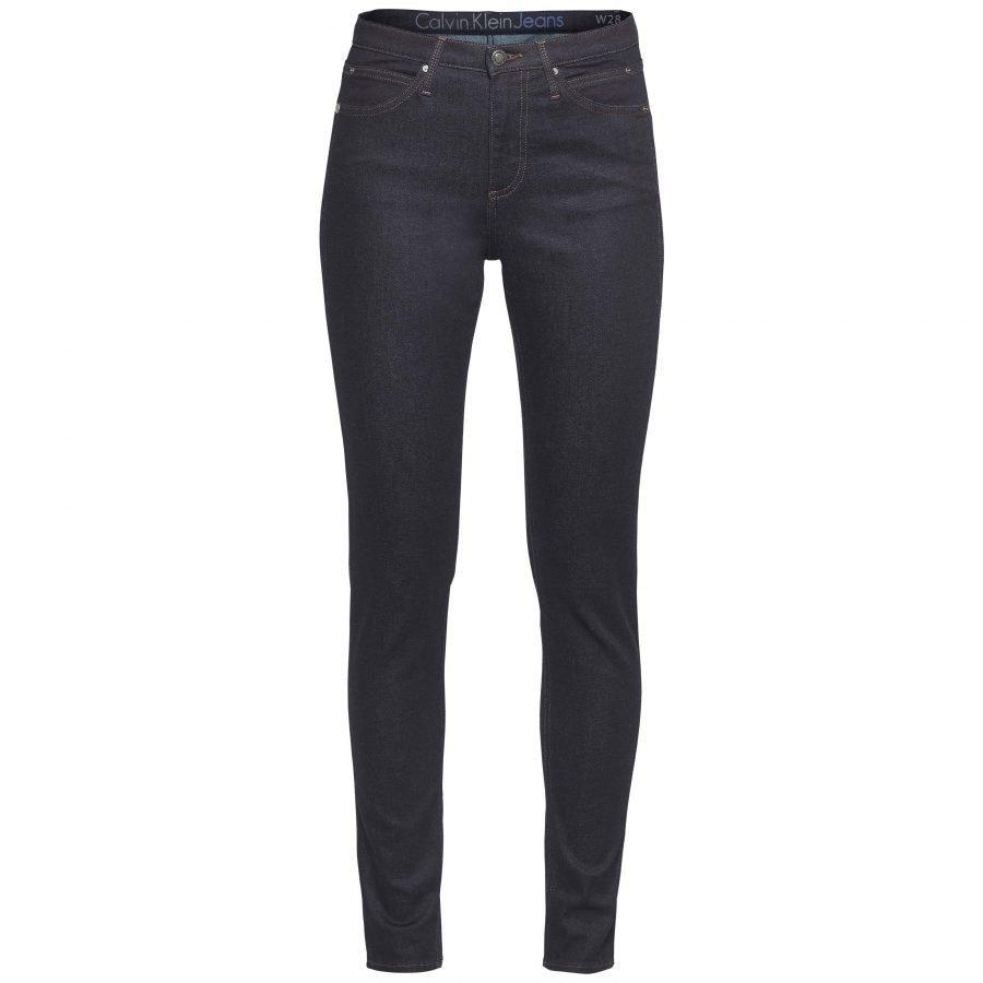 Calvin Klein Sculpted Skinny Jeans Naisten Farkut