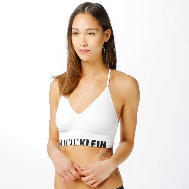 Calvin Klein Seamless Logo Bralette Unlined Longl -rintaliivit