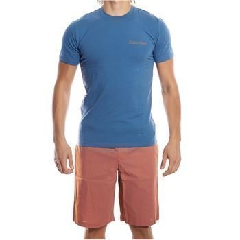 Calvin Klein Shorts and Crew Neck Dust Blue