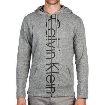 Calvin Klein Soft Lounge Logo Hooded Jacket