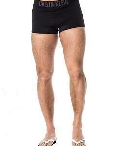 Calvin Klein Swim Trunk Royal Black/Grey