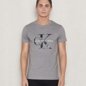Calvin Klein Tee Re - Issue 025 Grey