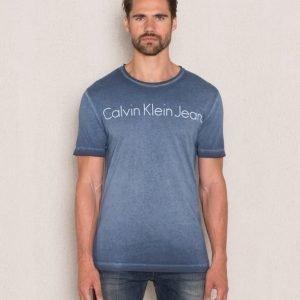 Calvin Klein Tomer Tee 847 Mod Indigo