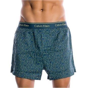 Calvin Klein Traditional Fit Woven Boxer Logo