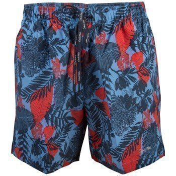 Calvin Klein Tropical Print Medium Drawstring