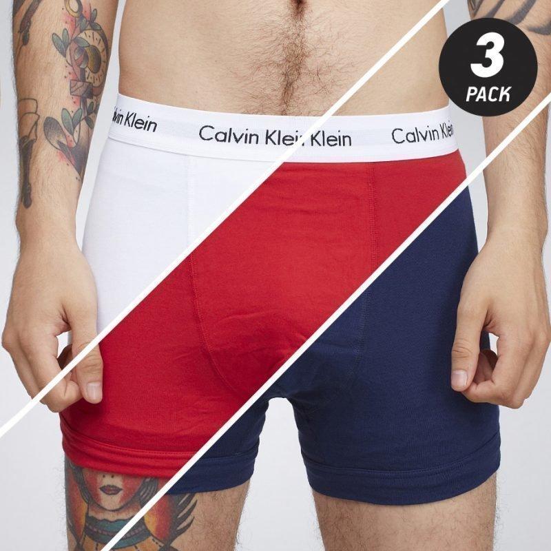 Calvin Klein Trunk 3-pack -bokserit