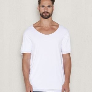Calvin Klein UB 009 Raw Edge Tee 112 White
