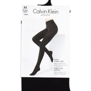 Calvin Klein Ultra Fit Matte Shaper Sukkahousut 80 Den