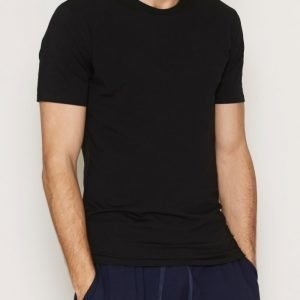 Calvin Klein Underwear 2-Pack S/S Crew Neck T Slim Fit Loungewear Black