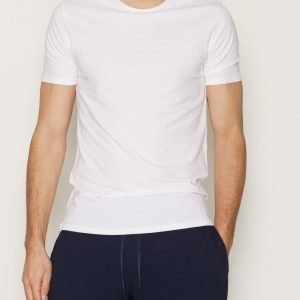 Calvin Klein Underwear 2-Pack S/S Crew Neck T Slim Fit Loungewear White