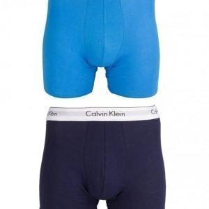 Calvin Klein Underwear 2P Boxer Brief Bokserit Blue