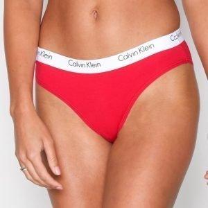 Calvin Klein Underwear Bikini Brief Alushousut Punainen