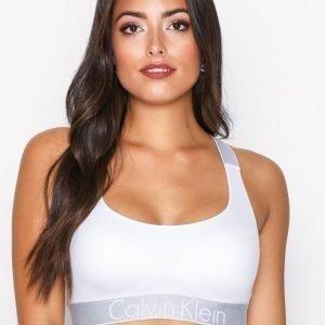 Calvin Klein Underwear Bralette Unlined Rintaliivit Valkoinen