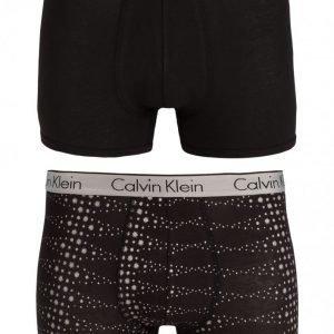 Calvin Klein Underwear CK One Holiday 2-Pack Bokserit Black