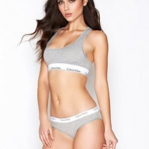 Calvin Klein Underwear Cheekini Brief Alushousut Grey
