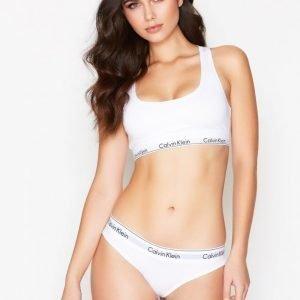 Calvin Klein Underwear Modern Cotton Bikini Brief Alushousut Valkoinen