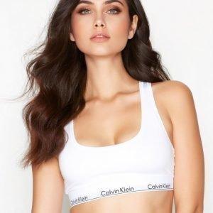 Calvin Klein Underwear Modern Cotton Bralette Rintaliivit White