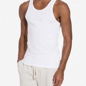 Calvin Klein Underwear Modern Cotton Strech 2-Pack Tank Loungewear White