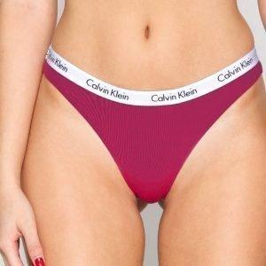 Calvin Klein Underwear String Stringit Harmaa 3-Pakkaus