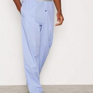 Calvin Klein Underwear Woven PJ Pants Pyjamahousut Blue