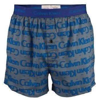 Calvin Klein Woven Boxer Slim fit