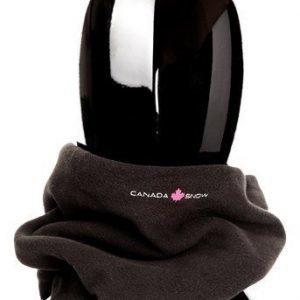 Canada Snow Kauluri Romme Musta