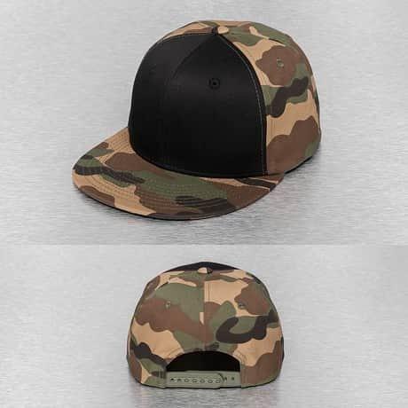 Cap Crony Snapback Lippis Camouflage