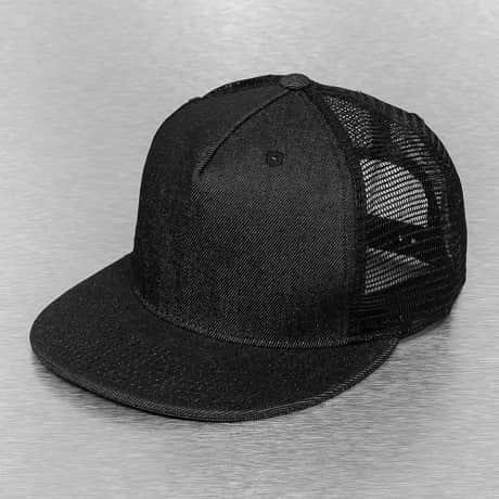 Cap Crony Verkkolippis Musta