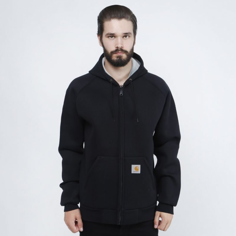 Carhartt Car-Lux Hooded Jacket -takki