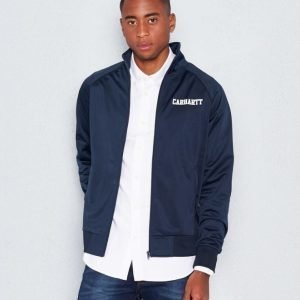 Carhartt College Track Jacket Navy/White