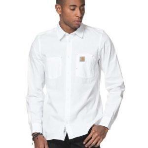 Carhartt L/S State Shirt White