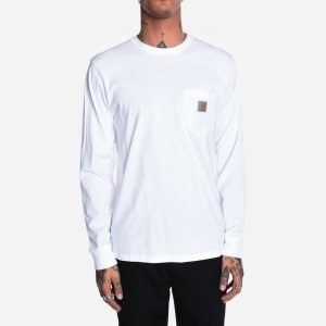 Carhartt Long Sleeve Pocket Tee