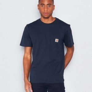 Carhartt S/S Pocket Navy Heater