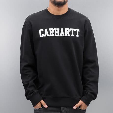 Carhartt WIP Pusero Musta