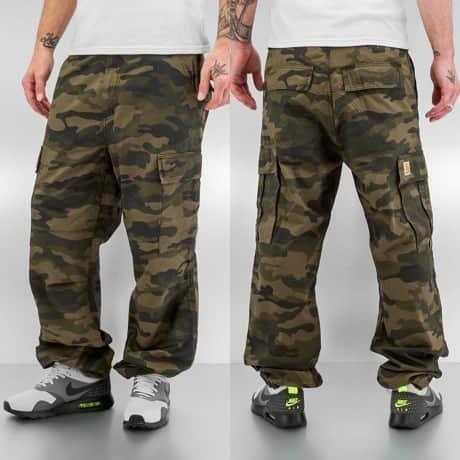 Carhartt WIP Reisitaskuhousut Camouflage