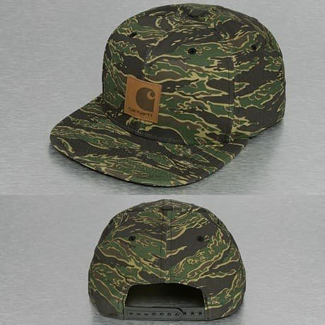 Carhartt WIP Snapback Lippis Camouflage