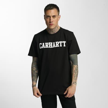 Carhartt WIP T-paita Musta